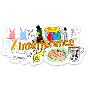 Logo: Interference